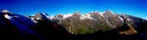 Montagne de Kaprun, Autriche