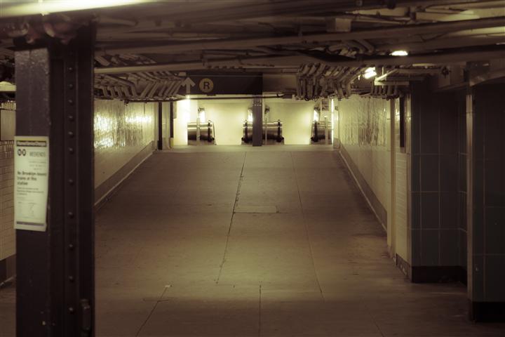 Borough Hall Still empty!