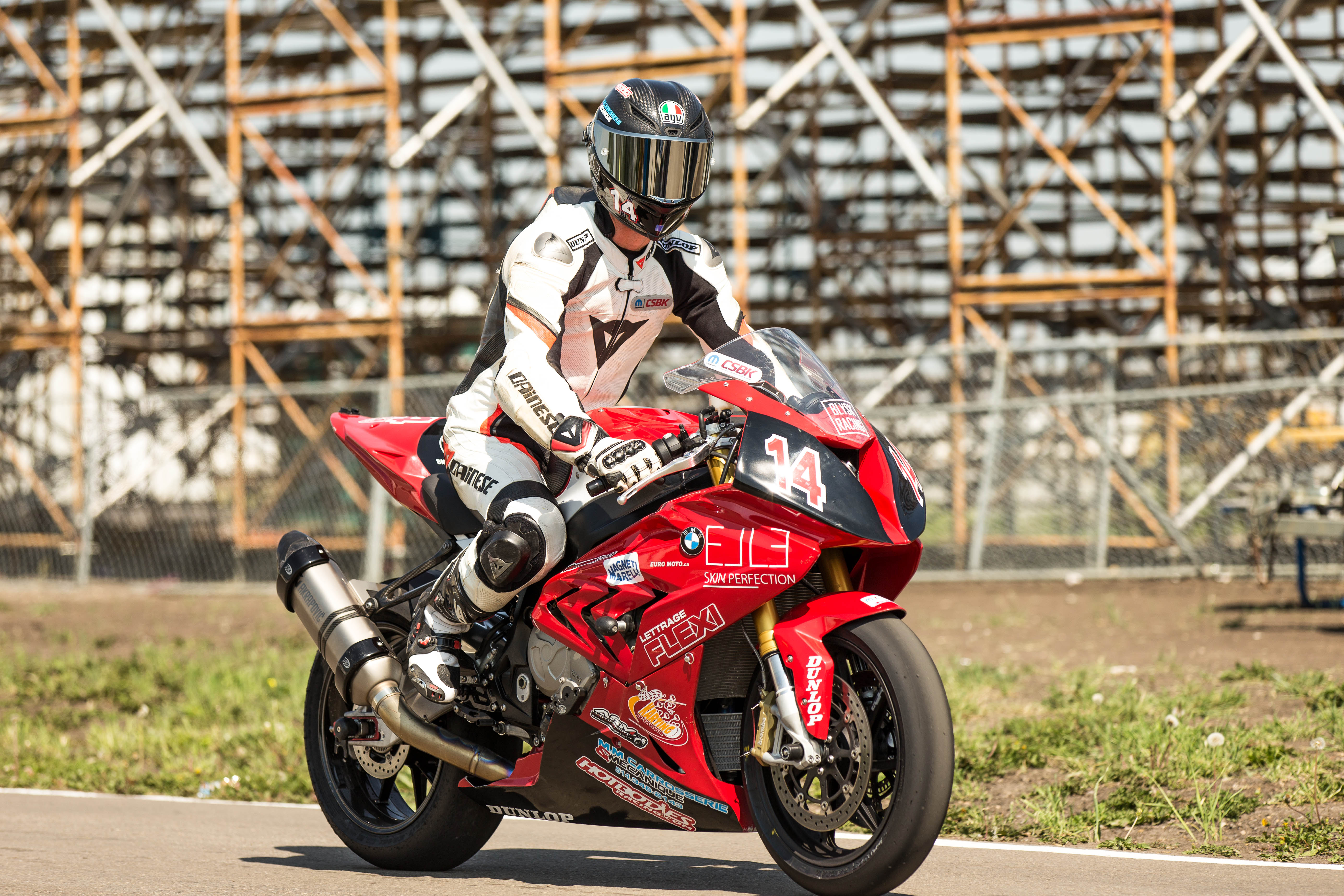 Race Spec 2015 S1000rr From The Csbk Canadian Superbike Championship