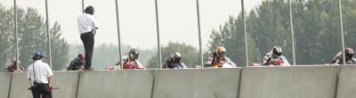CSBK 2015 Rd 4 race - Edmonton, Start!