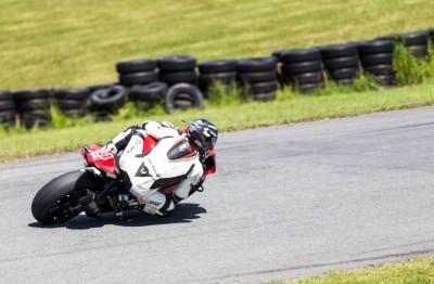 Samuel Trepanier for Blysk Racing