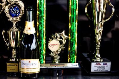 Blysk Racing trophies CSBK 2015