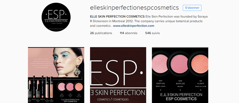 Elle Skin Perfection_Instagram